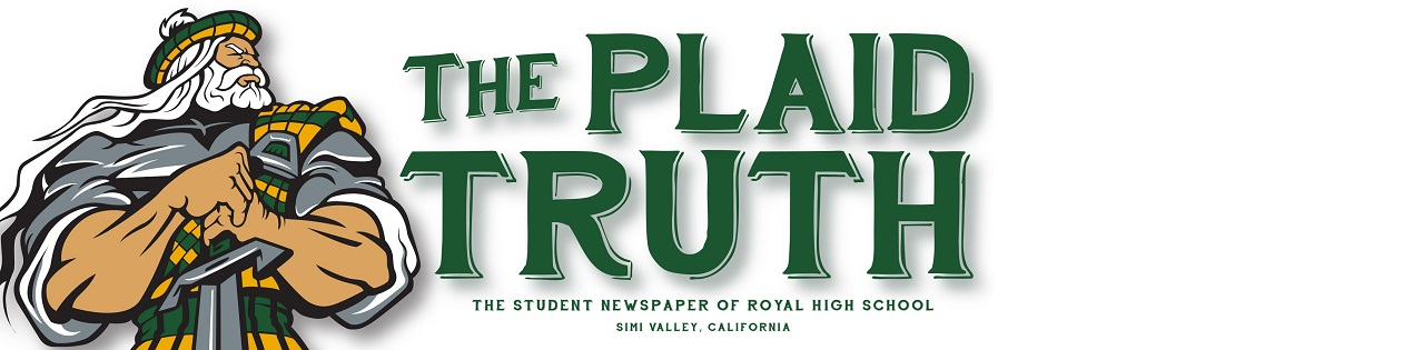 The student news site of Royal High School