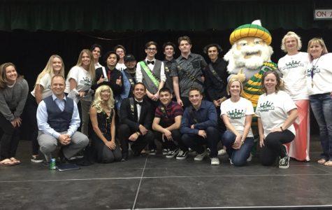 Mr. Highlander Pageant raises funds for beloved teacher