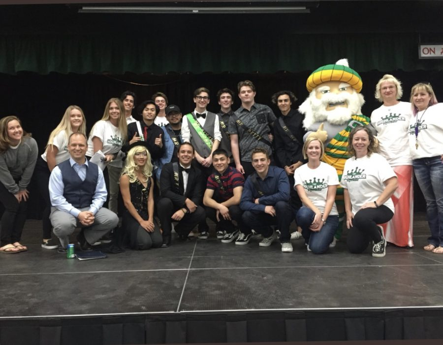 Mr. Highlander Pageant raises funds for beloved teacher